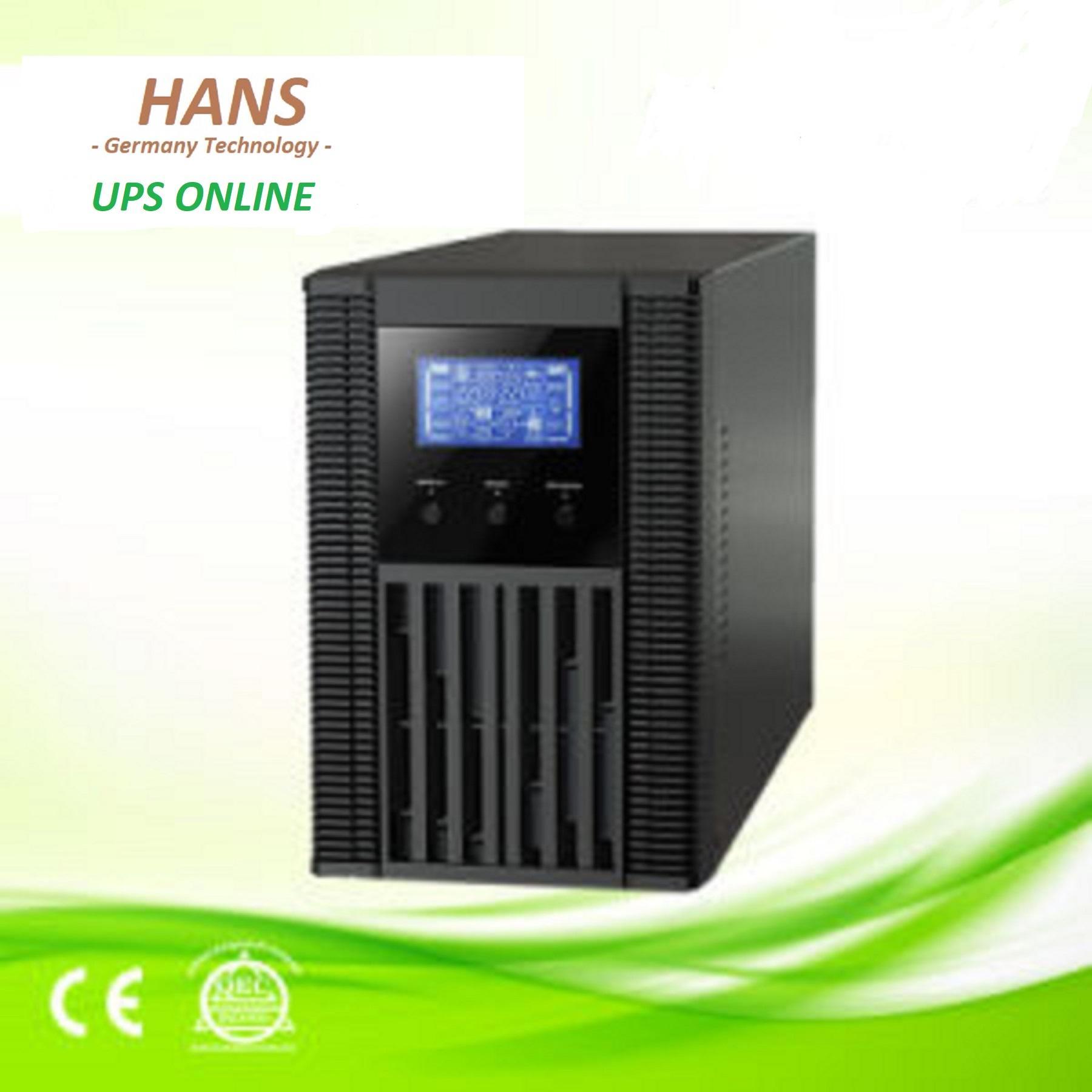 Bộ lưu điện online Hans 3KVA