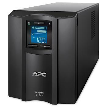 APC Smart-UPS C 1500VA LCD 230V with SmartConnect- SMC1500iC
