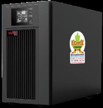 Bộ lưu điện - UPS Santak True Online 2KVA - Model C2K-LCD